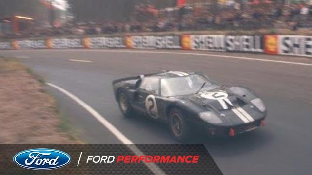 How Ford Beat Ferrari 4 Years Straight At Le Mans The Secret