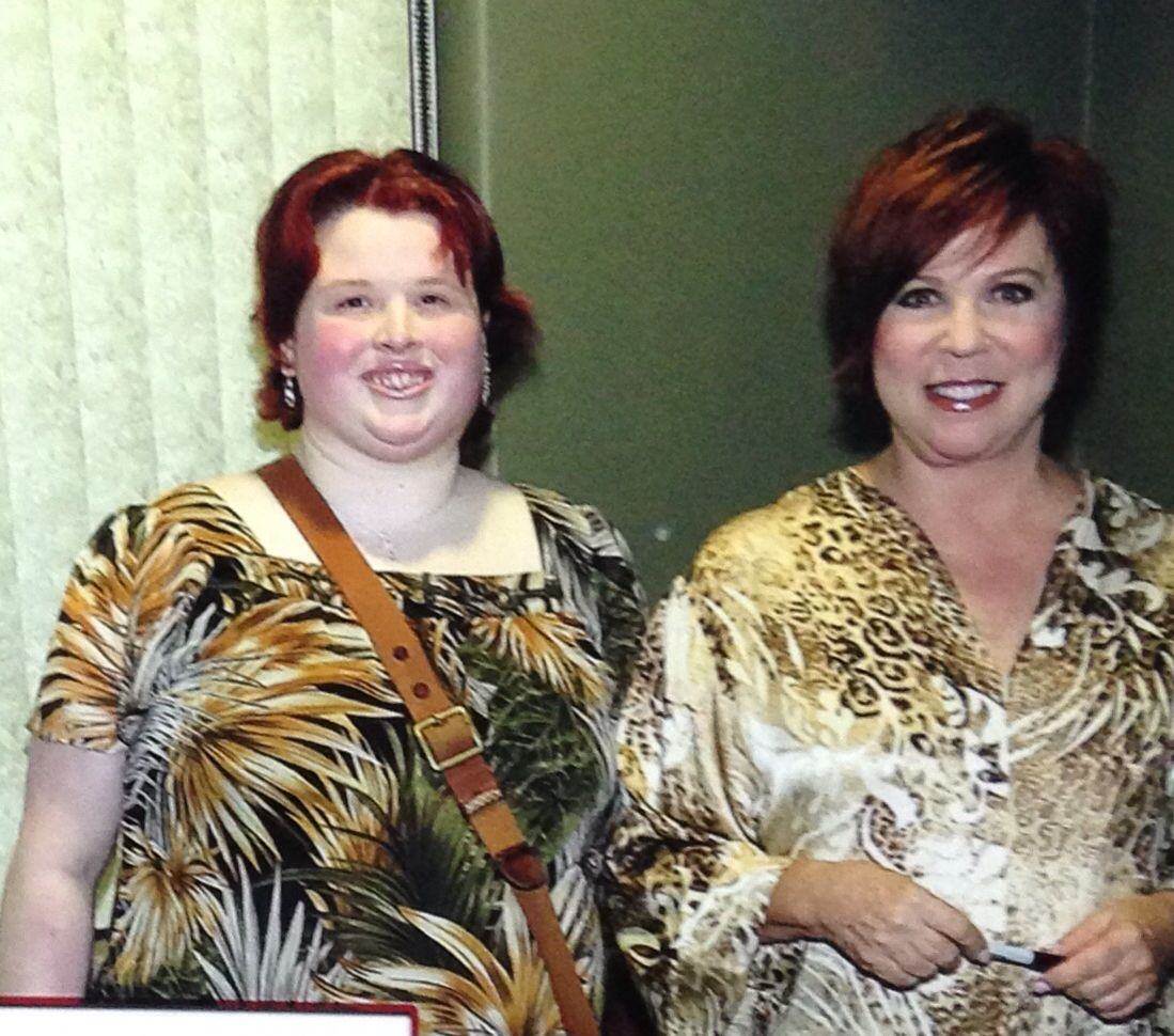 Me and Comedy Legend Vicki Lawrence