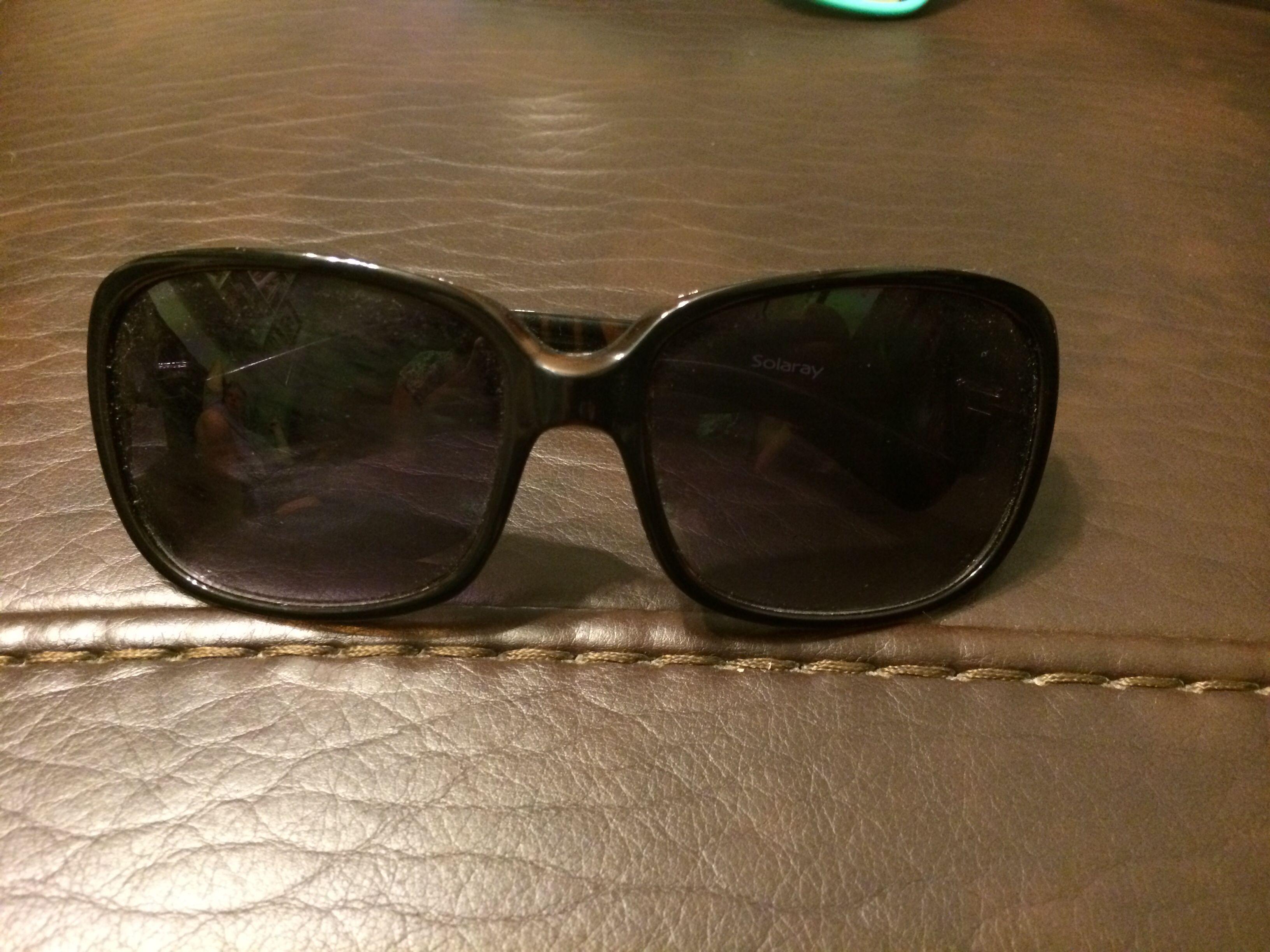 My sleek lady sunglasses