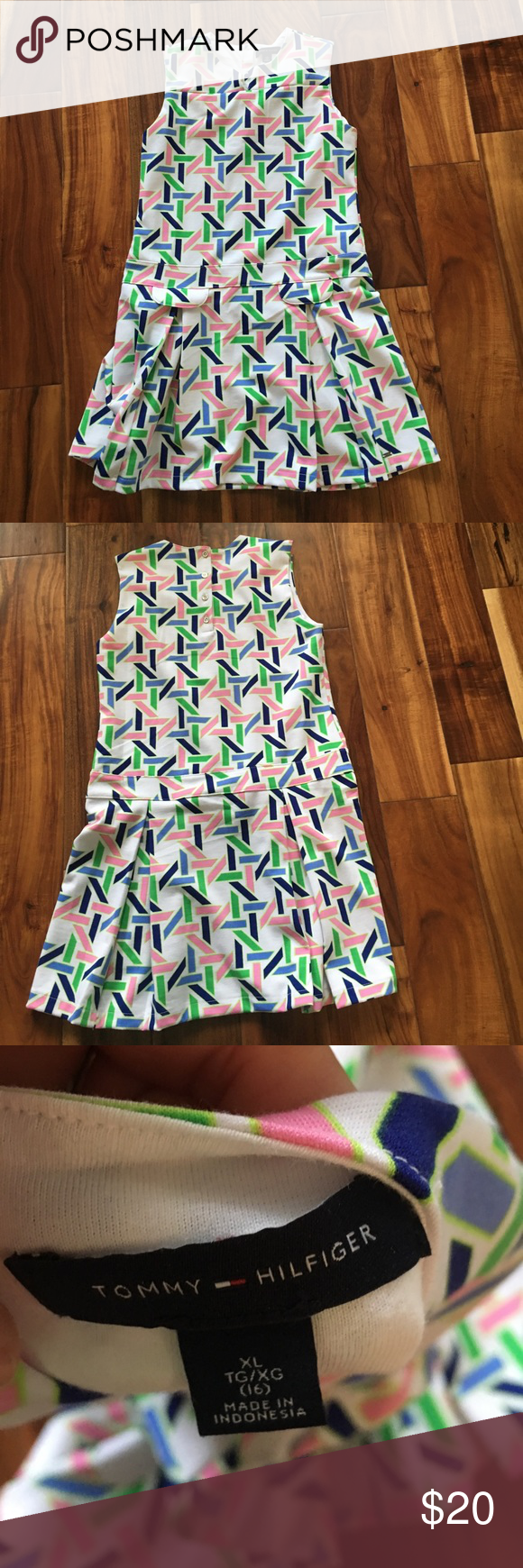 Tommy Hilfiger dress Great condition. No tears or stains Tommy Hilfiger Dresses