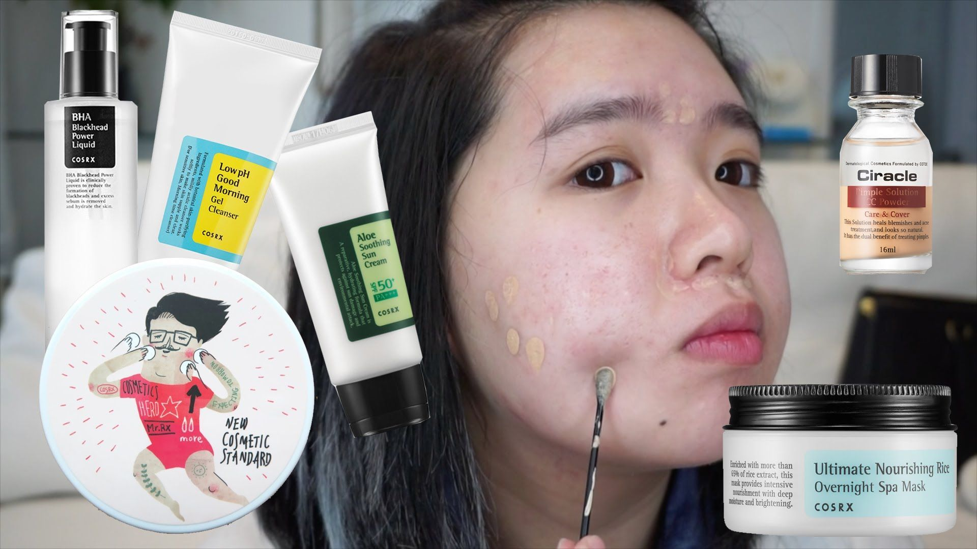 Korean Skincare Routine For Oily Acne Prone Skin Korean Skincare Routine Korean Skincare Everyday Skin Care Routine