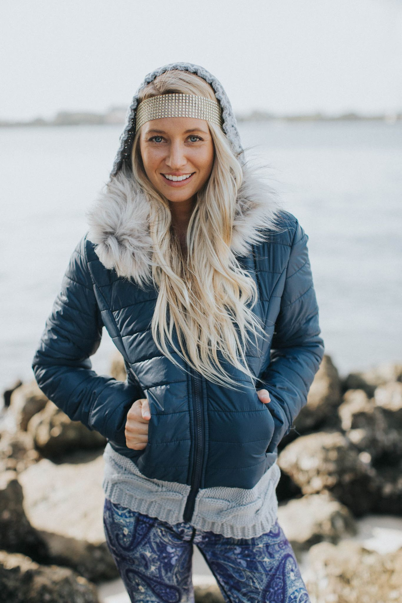 Modern Hippie Women's Alternative Down Jacket | Modern hippie ...