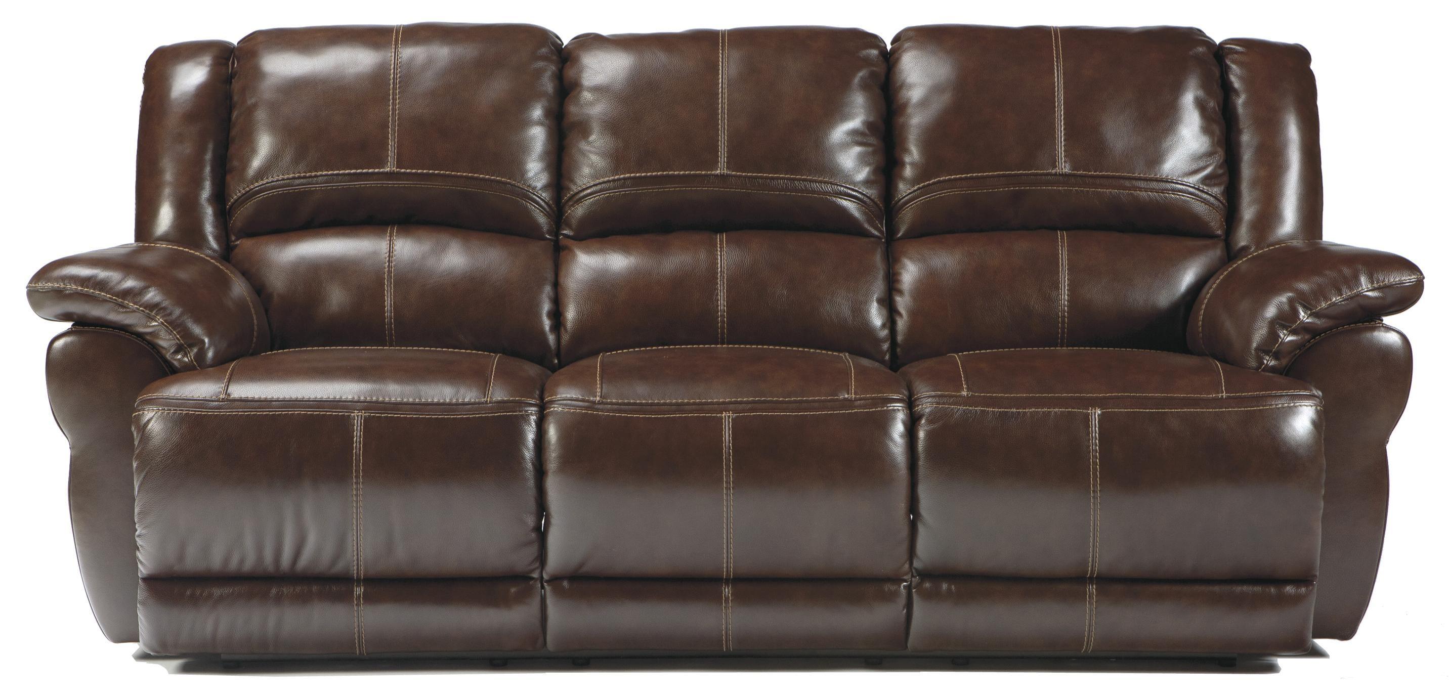 Lenoris Coffee Reclining Power Sofa By Signature Design By Ashley Power Reclining Sofa Leather Reclining Sofa Reclining Sofa
