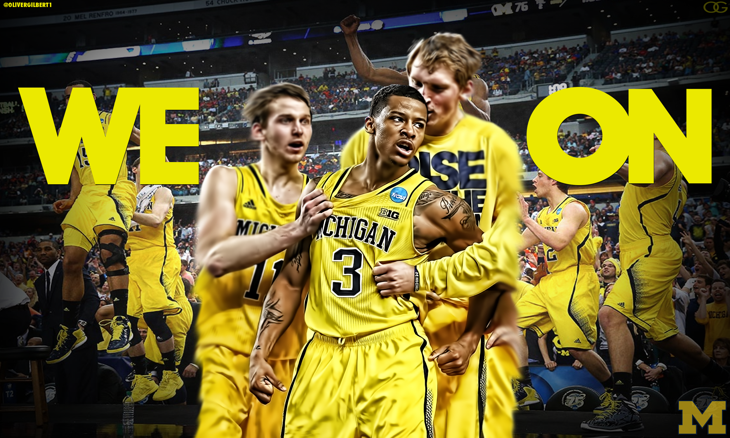 Michigan Basketball Wallpaper Basketball Teams Michigan