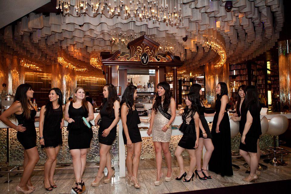 Bachelorette Party Ideas Little Black Dress Themed