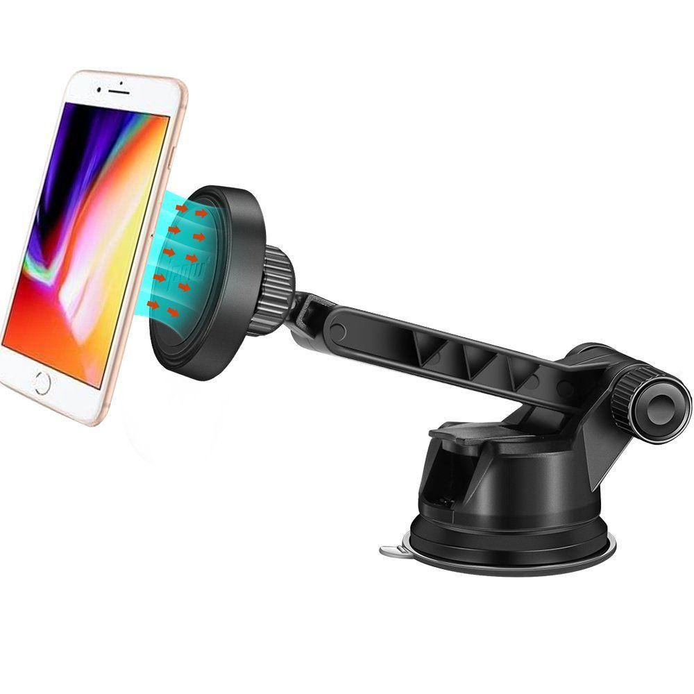 Ipow Aimant Puissant Porte Téléphone Voiture avec Ventouse Forte ... 149f4215646