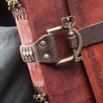 Photo of skeleton key closure detail-Hollie Berry