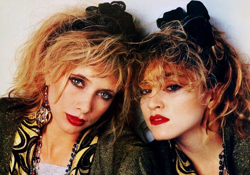 """Desperatley Seeking Susan"". Rosanna Arquette and Madonna ..."