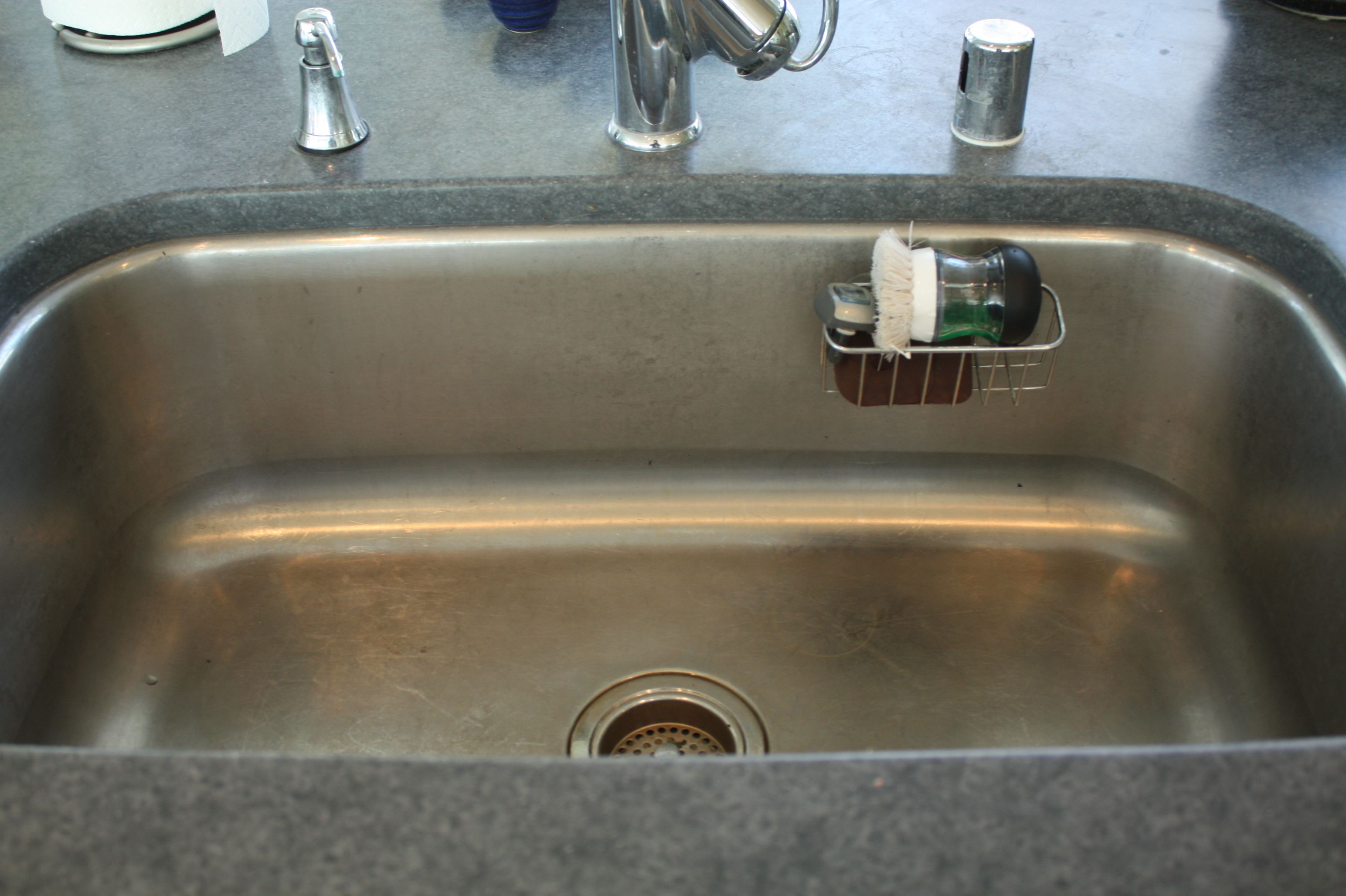 Extra deep kitchen sink For the Home