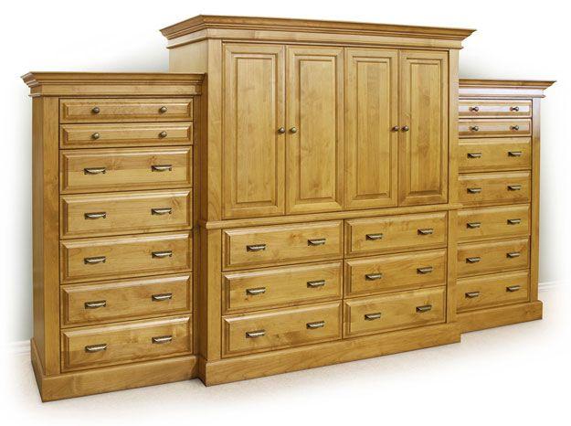 20 Drawer Wardrobe Armoire Dresser Stone Creek Furniture