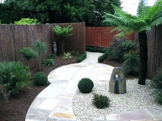 86 Backyard Ideas No Grass Modern Backyard Landscaping Small Back Gardens Small Garden Design