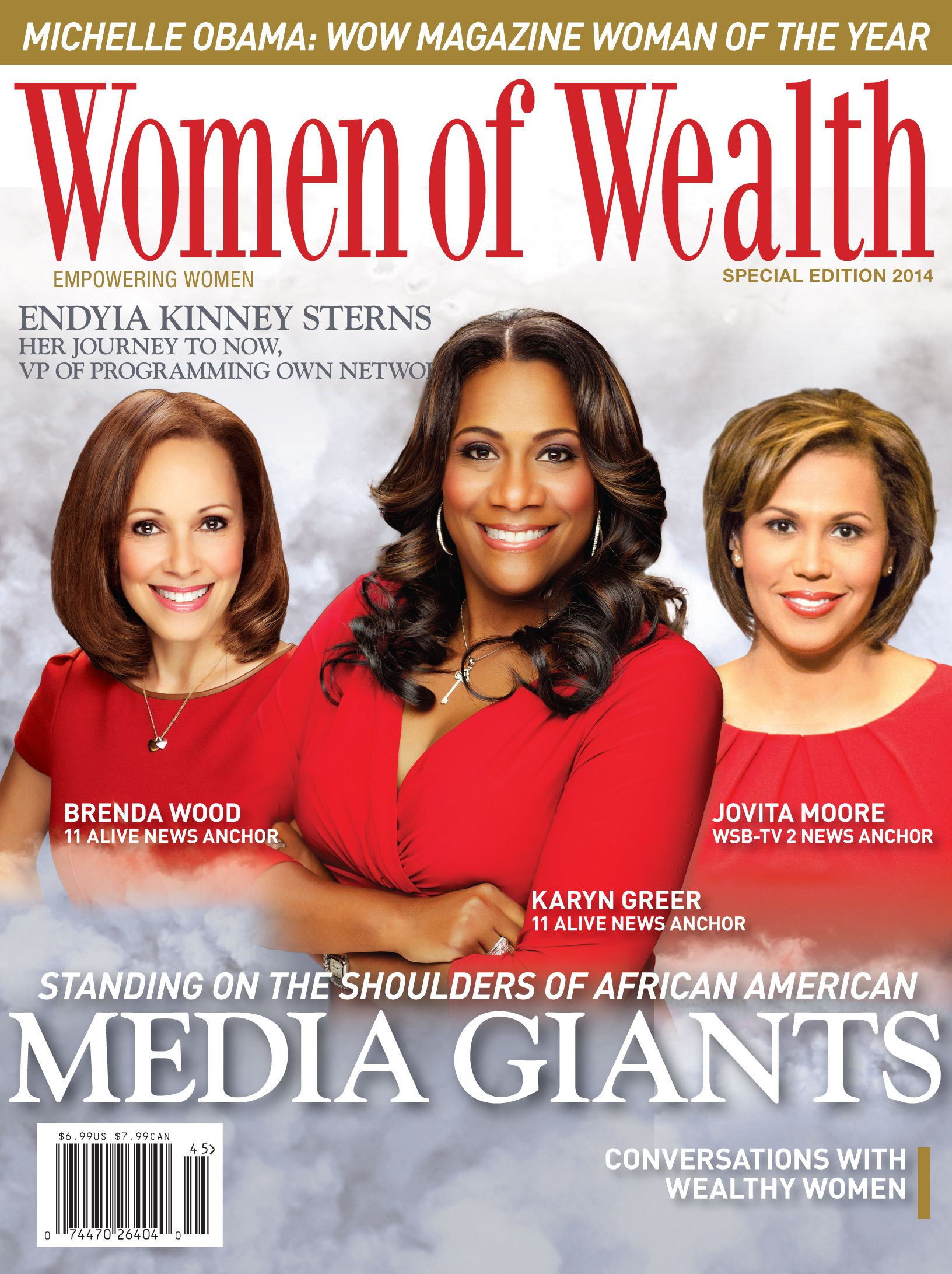 In the New Edition of Women Of Wealth Magazine, Afr… | WOMEN