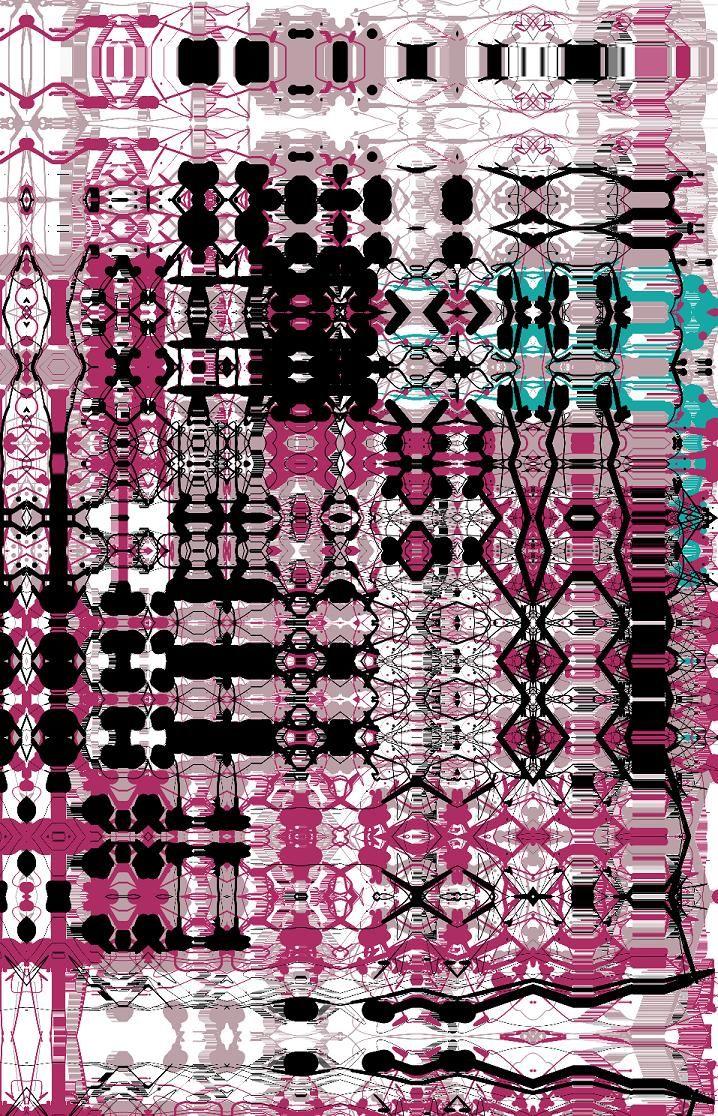 Ella (Visual Noise) 2013·01·20 01:29 Digital (basado en Splatter de Michal Migurski) (Original File Size/Archivo Original 957 x 1488 pixels)