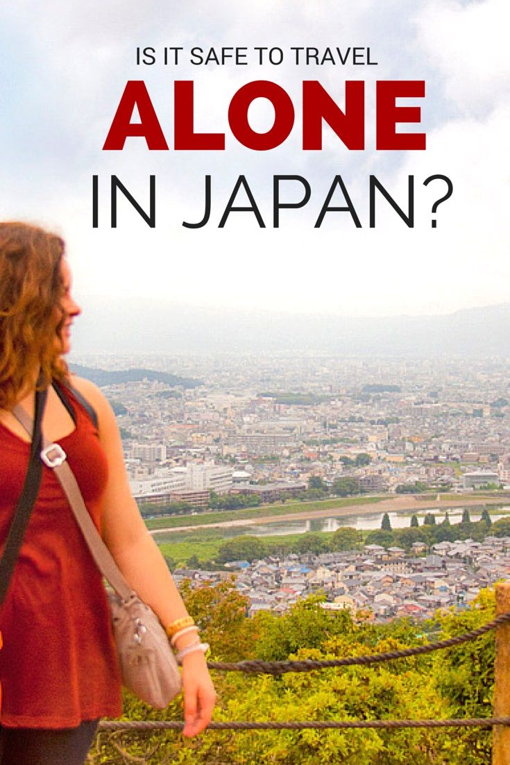 Is it safe to travel alone in Japan? Solo travel can be scary, especially female solo travel (women traveling alone, ah!) but it's important for us to know that it doesn't have to be. We can do it!