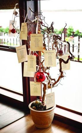 Diy tree wedding seating chart also dream pinterest rh