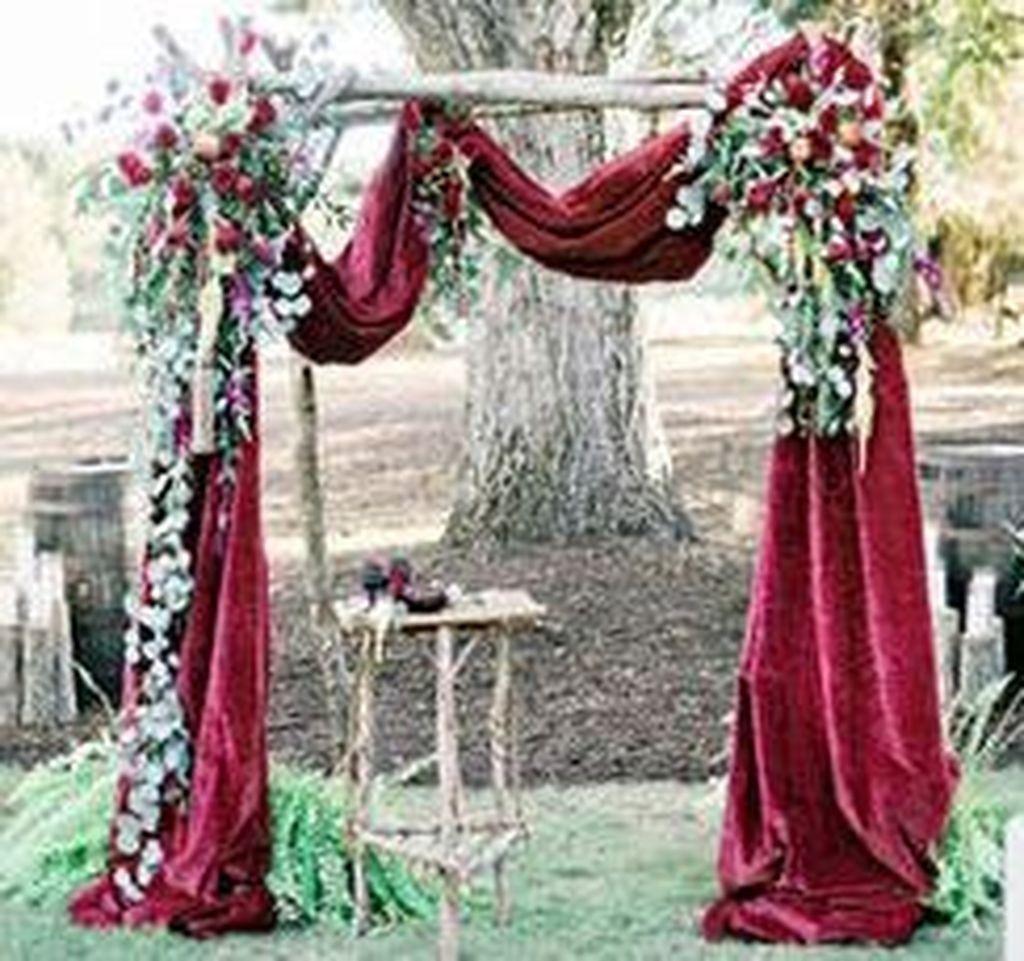Unique Fall Wedding Décor Ideas On A Budget 38 Di 2020