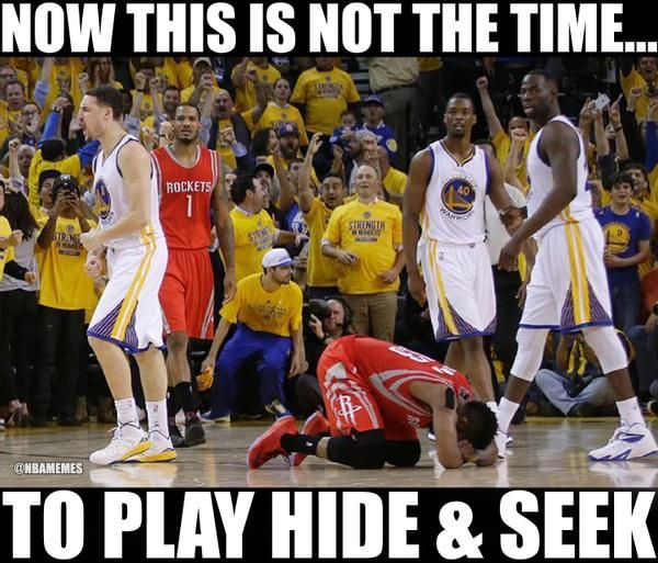 Rockets Vs Warriors Games: Pin By Kostas Nikolaidis On Nba Memes