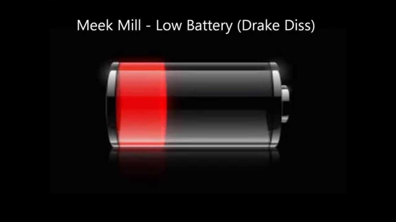 Meek Mill Low Battery Official Drake Diss Meek Mill Low