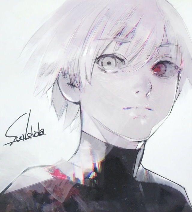 Kaneki Ken By Sui Ishida