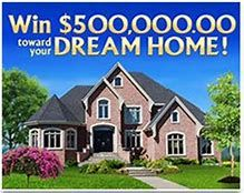 Image result for PCH 3 Million Dollar Dream Home Sweepstakes