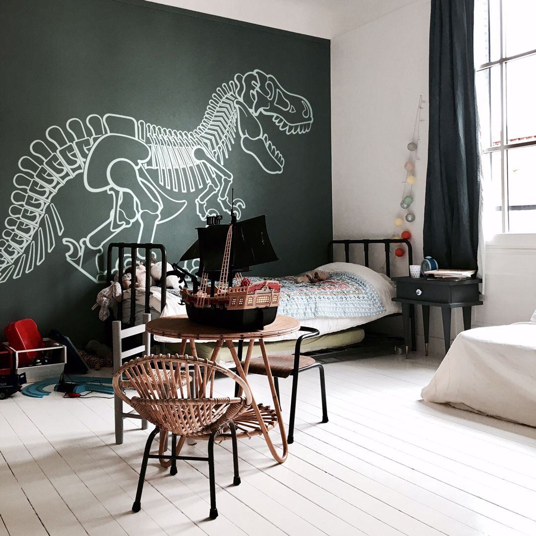 t-rex dinosaur wall decals (XXL) images