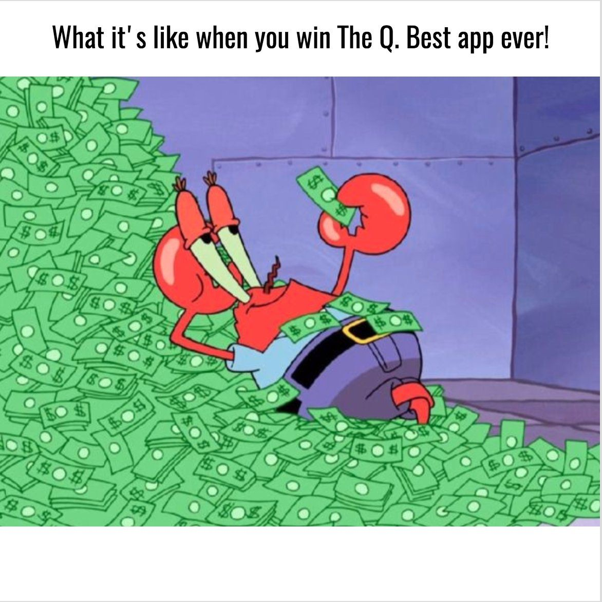 @AdventurerPosts : RT @radsha040: Guys you got to get this new free app. You can win real money daily. https://t.co/NKw2NlK5Wm