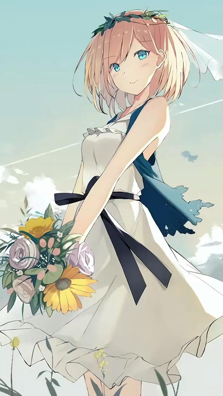 Anime Animated Wallpaper | Aesthetic Anime Girl FPF