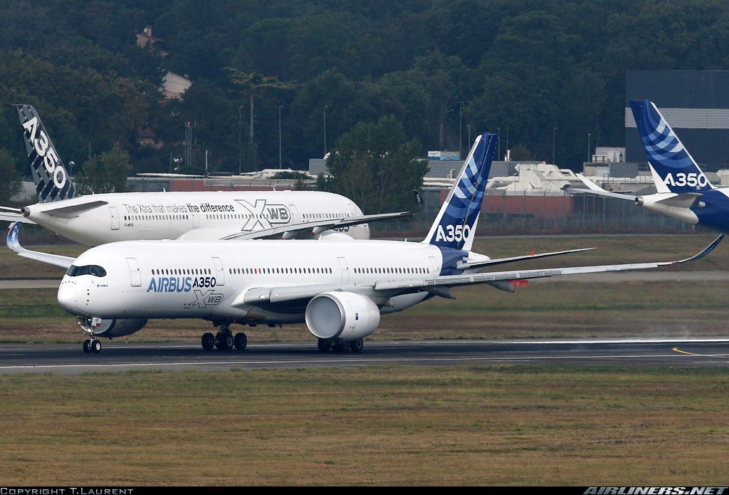 Airbus A350941 aircraft picture Airbus, Aircraft