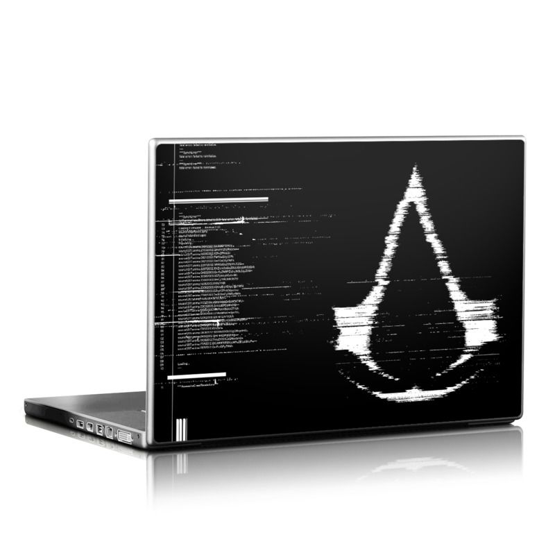 assassin's creed laptop skin $20