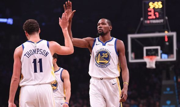 bdb0ce90e06 Kevin Durant and Klay Thompson  Warriors face tough trade decision EXCLUSIVE