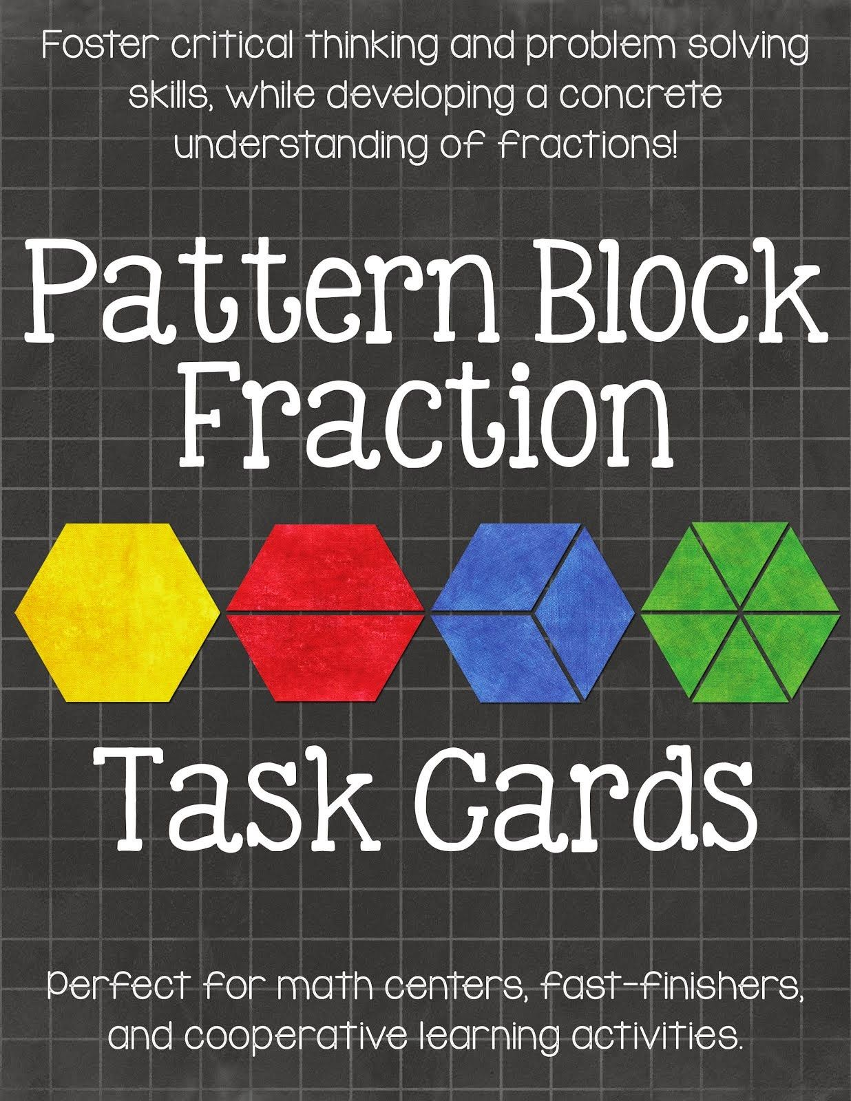 Hands On Activities For Teaching Fractions