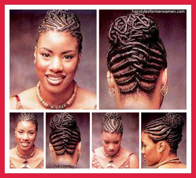 flat twist hairstyles for relaxed hair | Hair Styles | Pinterest ...