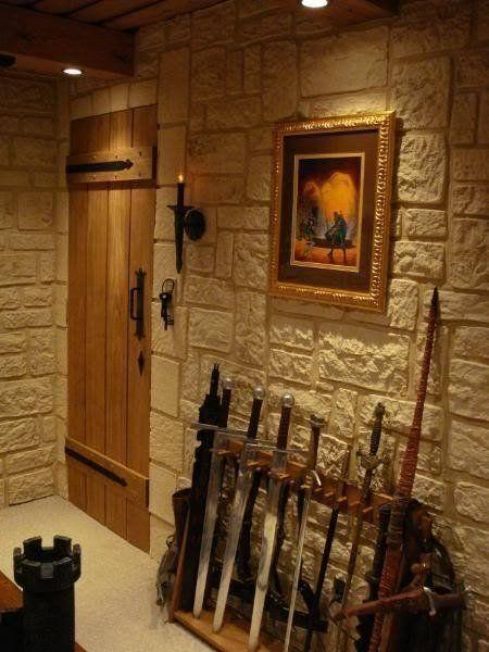 The DIY Attic D&D Gaming Room#attic #diy #gaming #room in ...