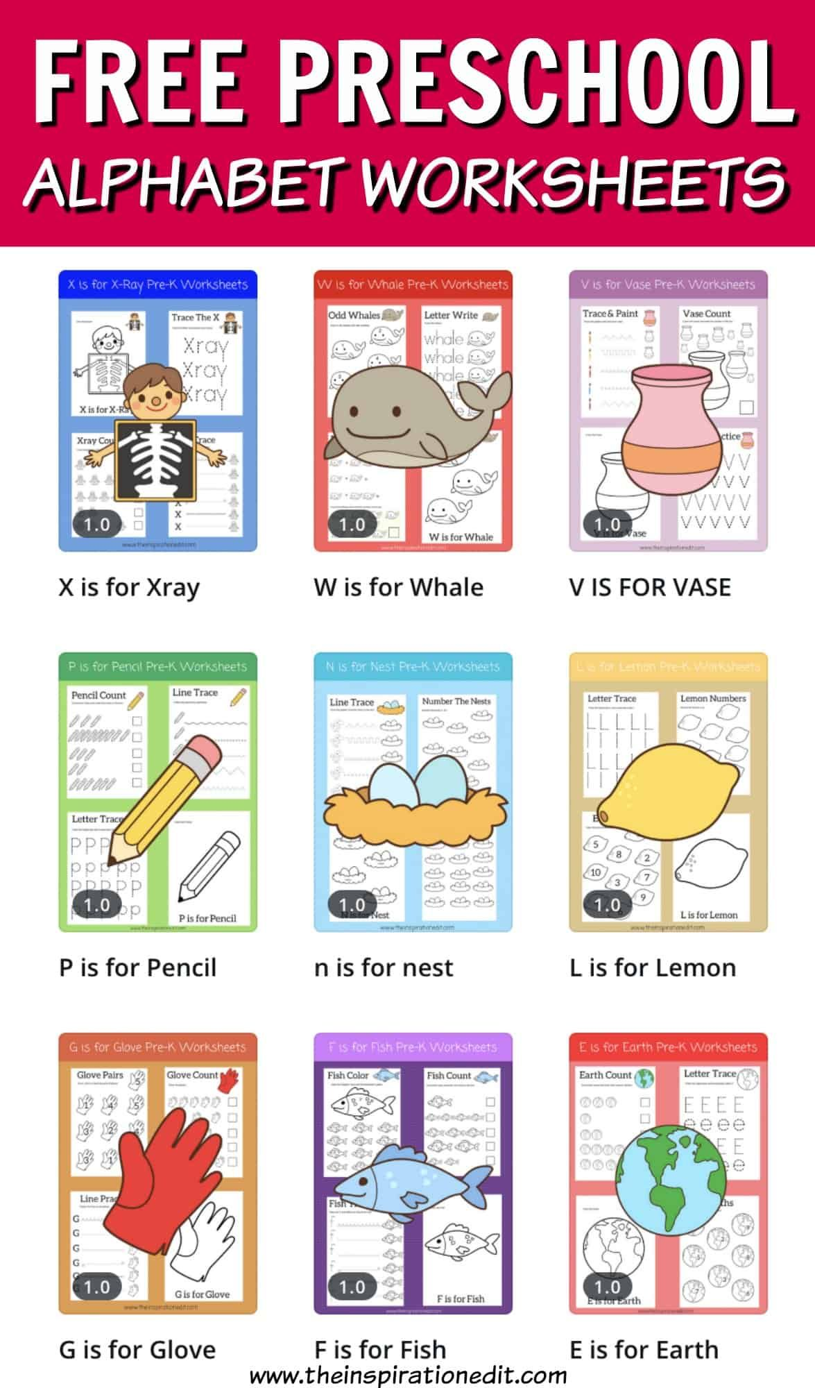 Letter R Worksheets For Preschool Kids