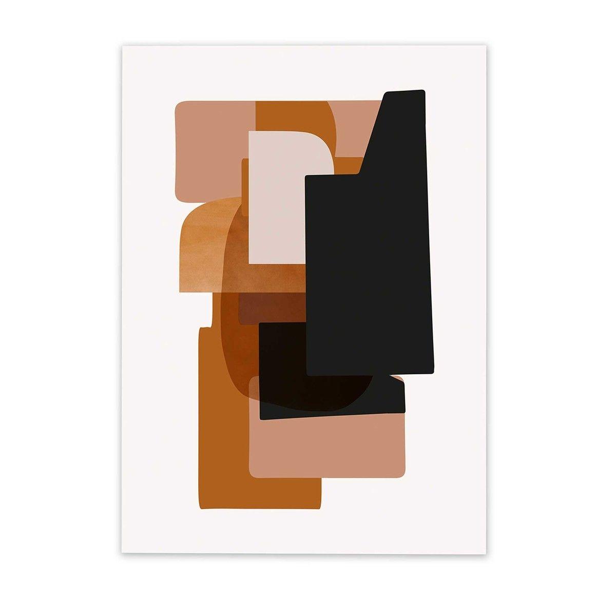 ferm Living - Abstraction Poster, 3 Jetzt bestellen unter: https ...