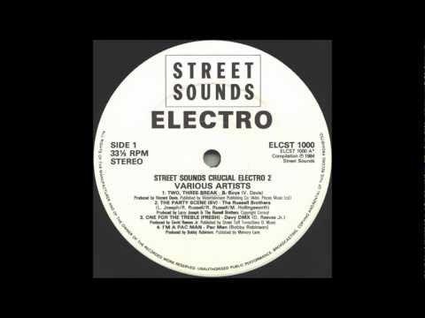 Street Sounds Electro Vol 1 Full Album - YouTube