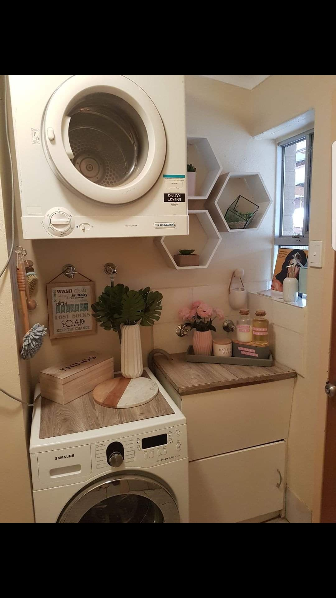 Pin By Sharney Horgan On Kmart Home Laundry Decor Kmart Decor