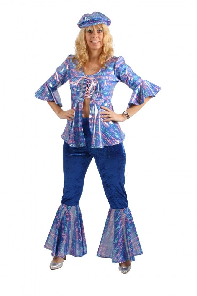 Mama Mia Outfit Lol Abba Costumes Fashion Poorly Dressed