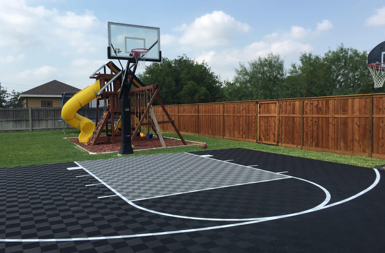 12 Smart Designs of How to Improve Backyard Basketball