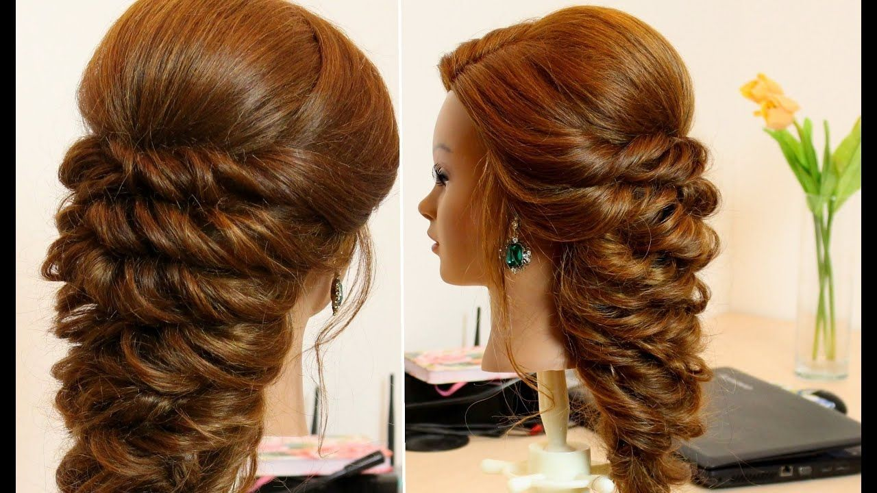 30 Elegant Image Of Party Hairstyles For Long Hair To Copy Right Now Formal Gowns Evening Dresses Long Hair Tutorial Long Hair Styles Hair Styles