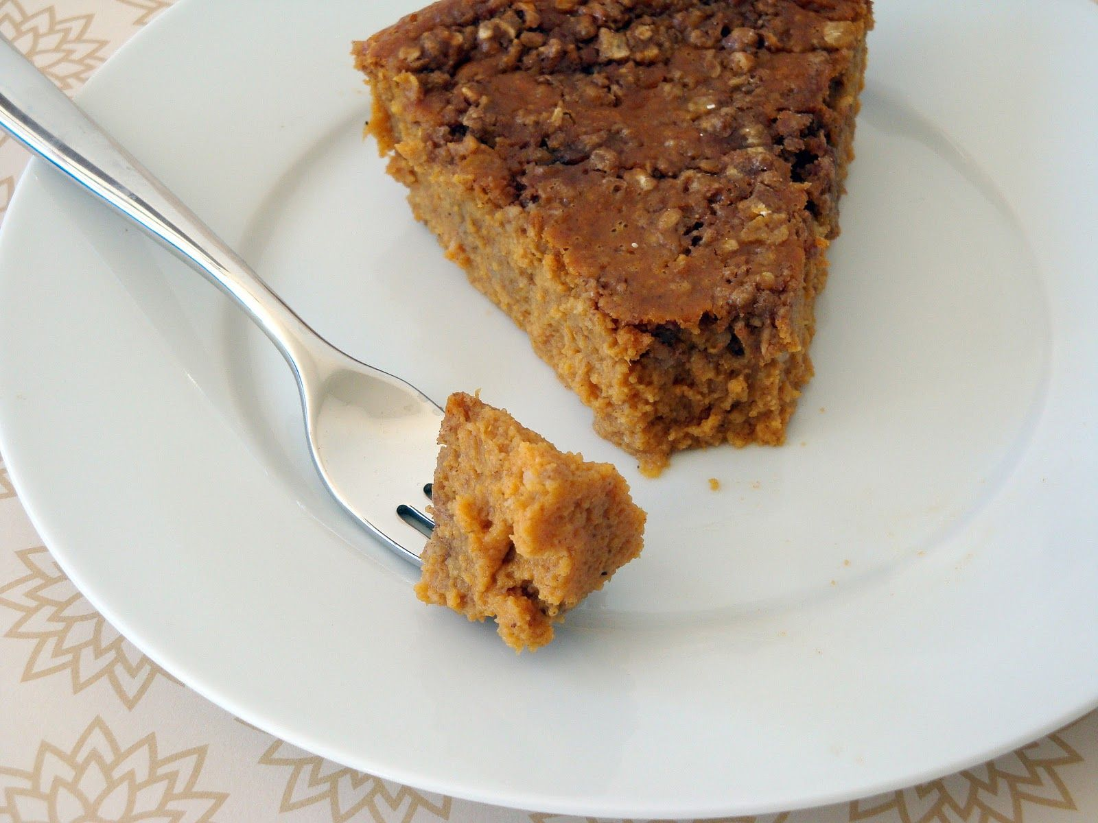 Crustless Pumpkin Pie Recipe Pumpkin cheesecake bars