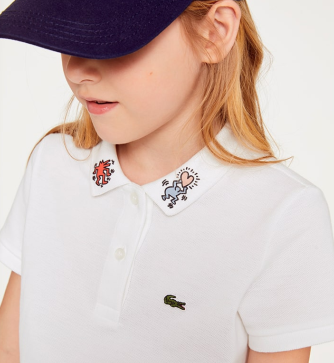 Lacoste X Keith Haring at Melijoe.com now