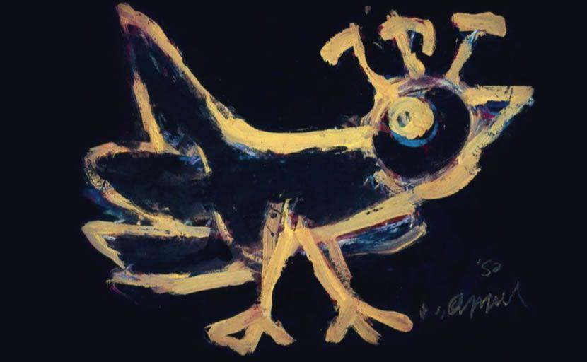 Citaten Picasso : Karel appel cobra appels kunst en moderne