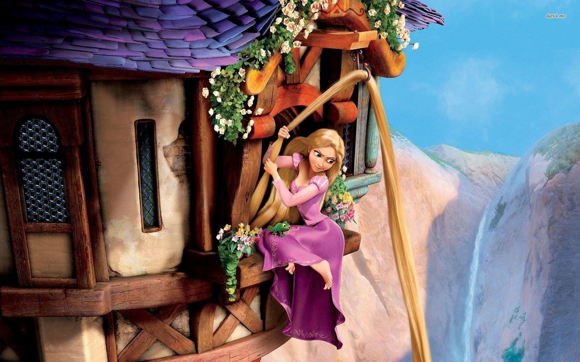 Rapunzel Wallpaper Hd