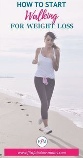 Fitness, health, and lifestyle advice for busy moms.  How to Start Walking for Weight Loss | Lose We...