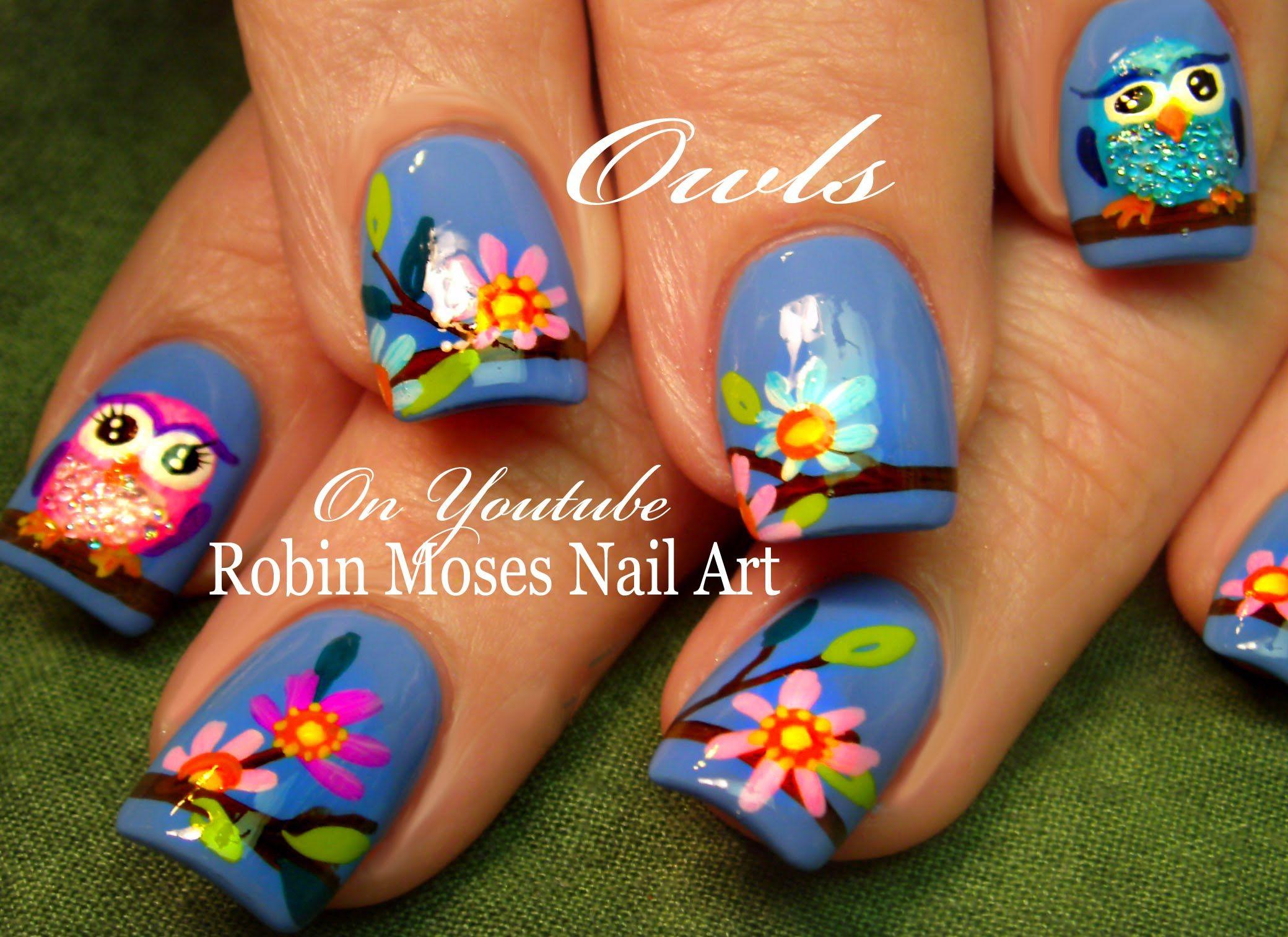 Cute spring nail designs easy do yourself papillon day spa cute spring nail designs easy do yourself solutioingenieria Choice Image