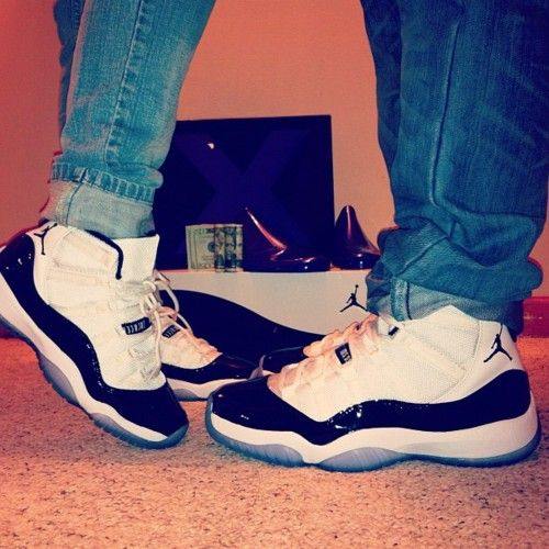 1c655f9f53a jordan retro 11's | Tumblr | //Shoes ✨ in 2019 | Matching jordans ...