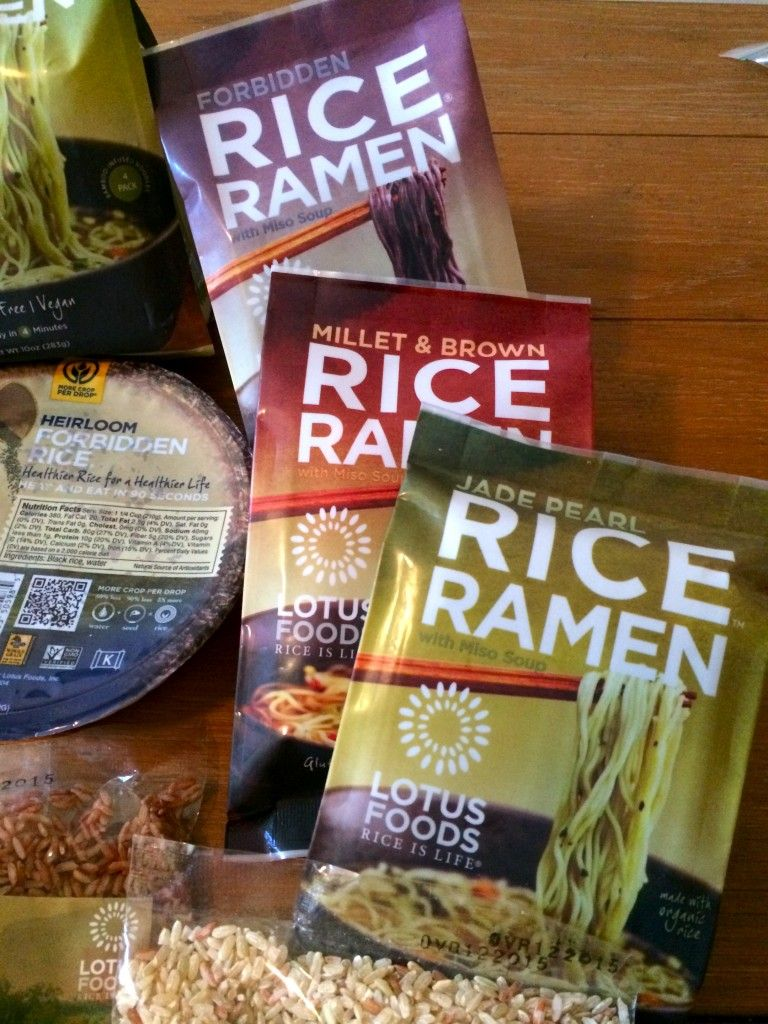 A great rice ramen review from gfbostongirl lotus