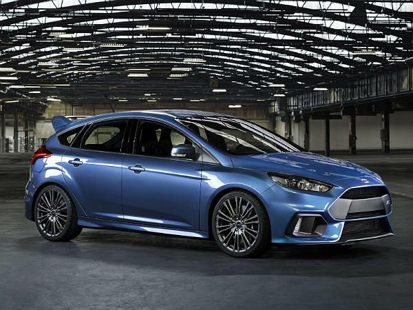 Ford Focus Rs Previewed Engine Specs Features More Focus Rs