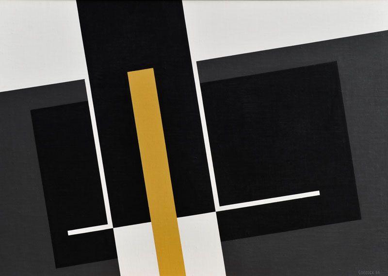 Decock Gilbert | Galerie Tom Gerits – Aankoop en verkoop Belgische moderne kunst